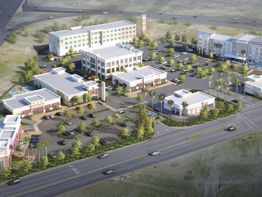 The Rincon Site Rendering